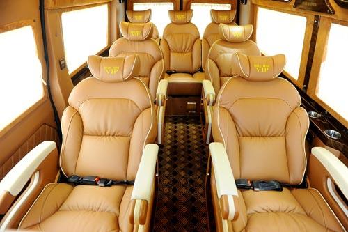 Transit limousine kho xe (2)