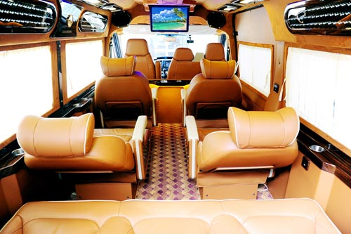 Transit limousine kho xe (3)