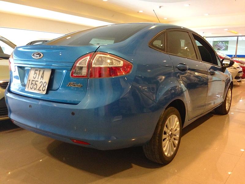 Fiesta 2011 1.6AT 0901355488