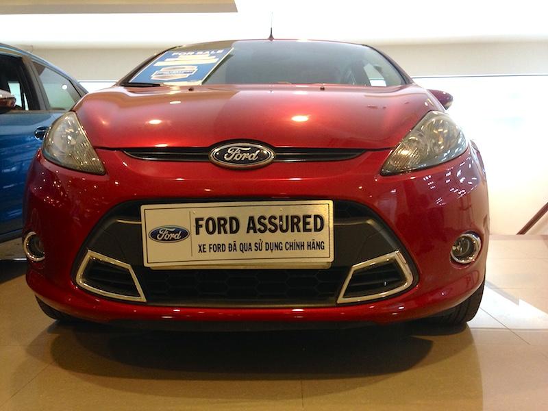 Fiesta 2011 Sport AT 0901355488