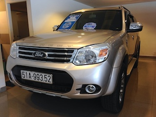 Ford everest 14