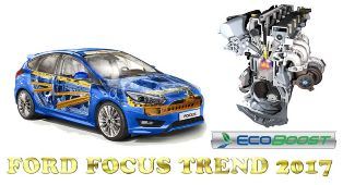 FORD FOCUS TREND 2017-2